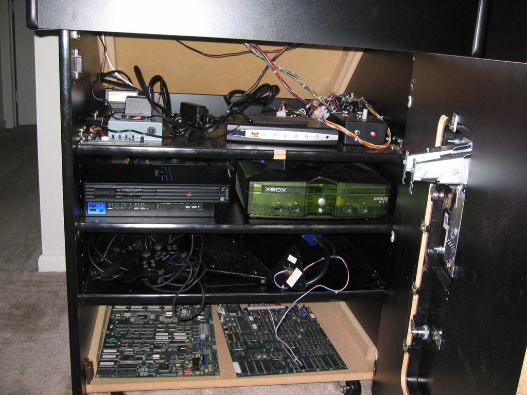 ps2 arcade cabinet | memsaheb.net